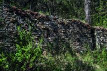 L'Ernaghji,  Les ruchers anciens