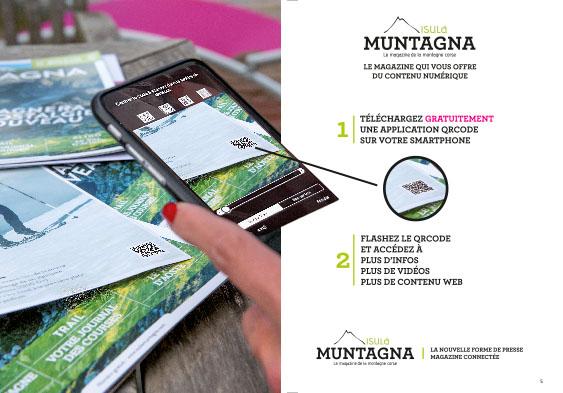 ISULA MUNTAGNA, le magazine Made 100% in Corsica.