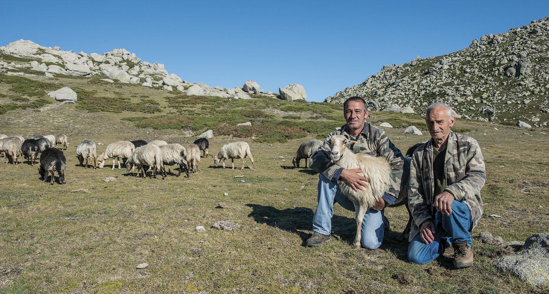 Parolle di pastori  Dumenicu è Marcellu Aliotti