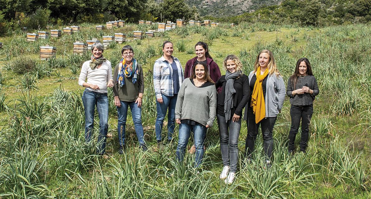 Les femmes et l'agro-pastoralisme en Corse