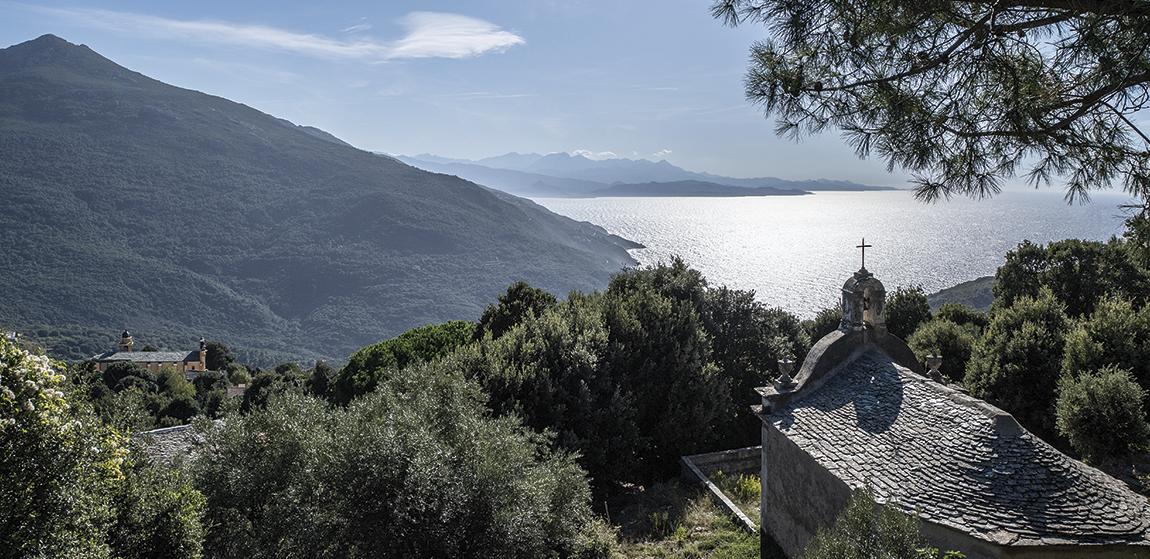 Raconter les hameaux du Cap Corse