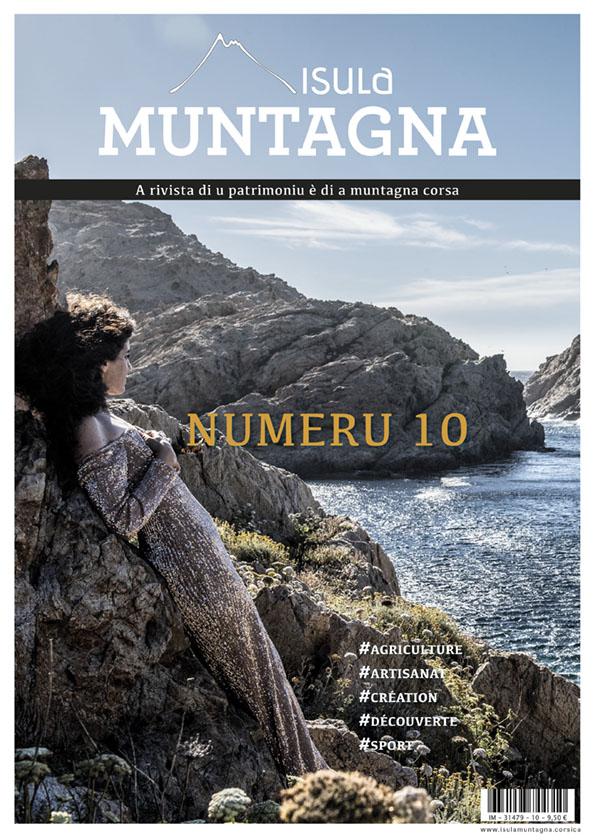 ISULA MUNTAGNA -  Numéro 10 - ETE AUTOMNE  2020